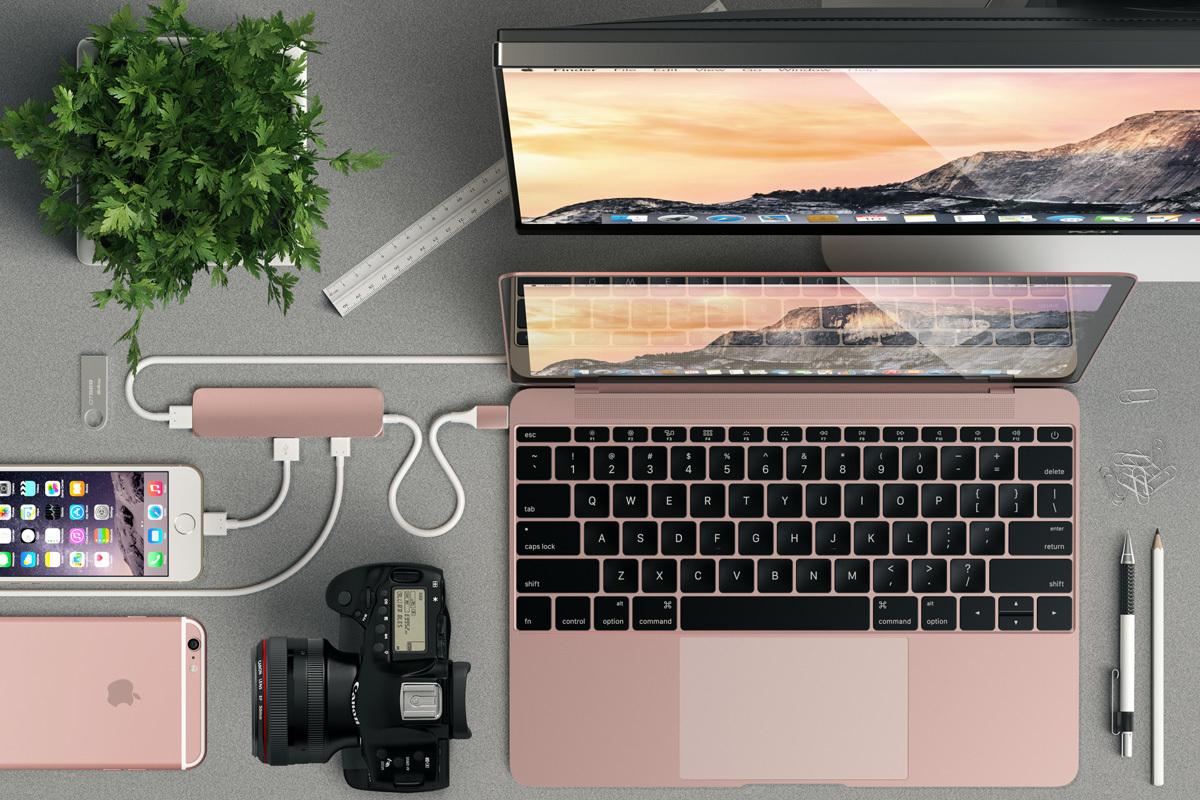 SATECHI type C Macbook PRO