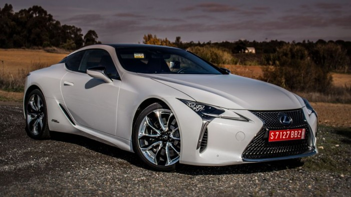 Lexus Lc: The Pinnacle Of Design, Performance And Technology