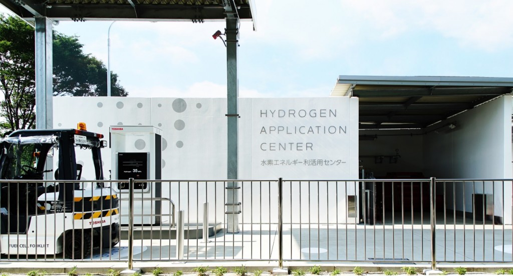 Integrated Hydrogen Application Center