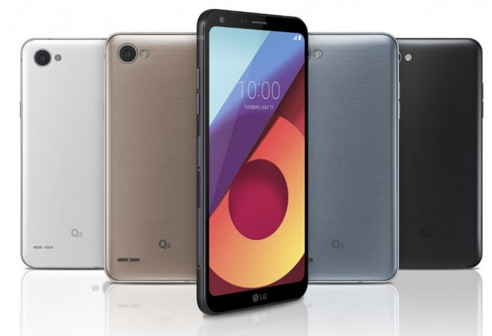 LG Q6 Brings Fullvision Display To New Smartphone Lineup