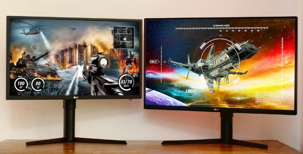 LG Bring Perfect Gaming Monitors