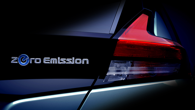 Nissan Leaf Zero Emissions