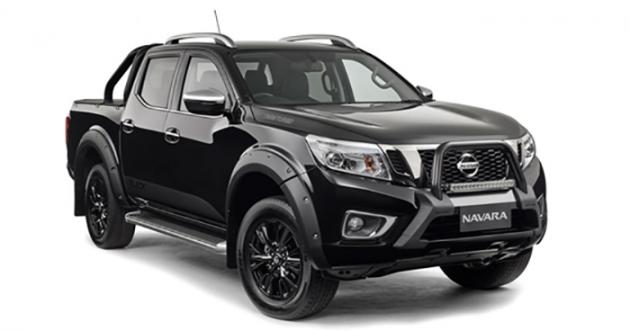 Nissan Navara N-Sport Black