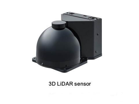 3D LiDAR Sensor
