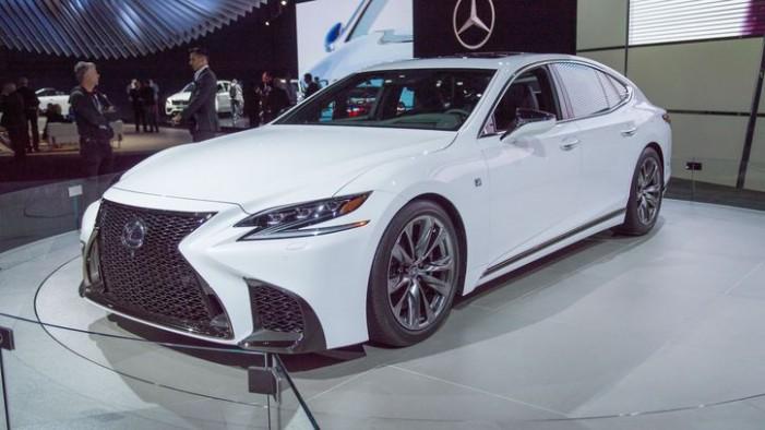 Lexus To Premiere Concept Car In Tokyo