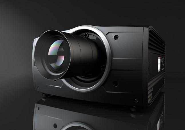 Barco New Laser Phosphor