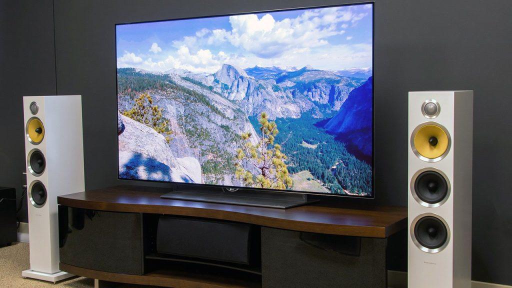 LG C7 65-inch OLED TV