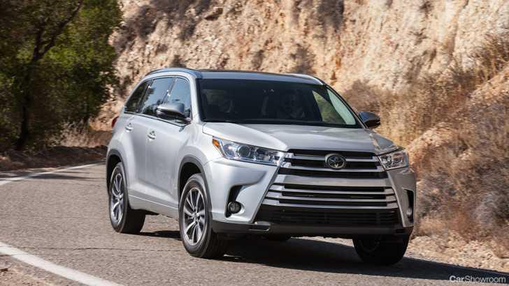 2019 Toyota Kluger GXL