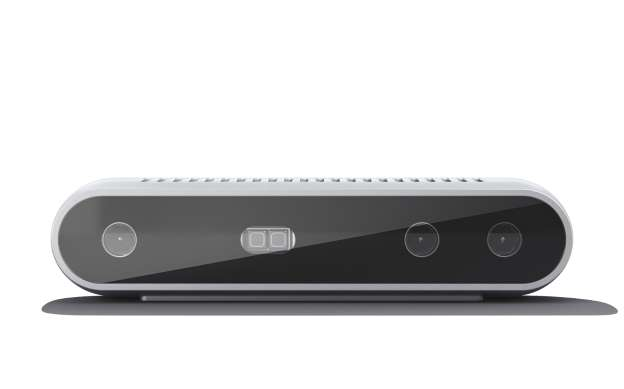 Intel new 3D cameras