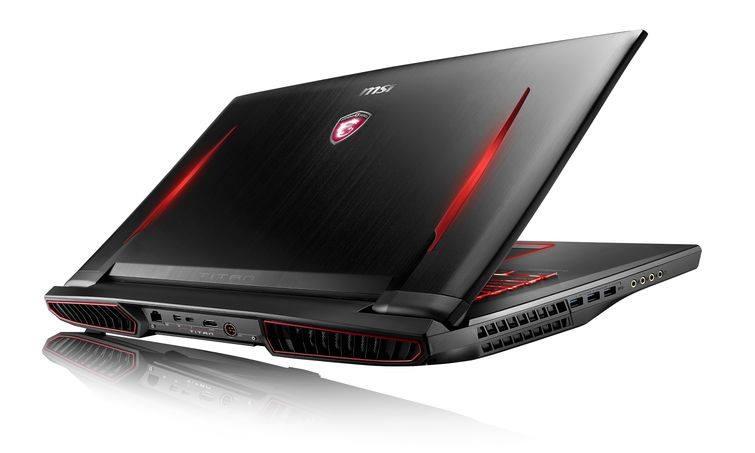 MSI Gaming Laptop PC