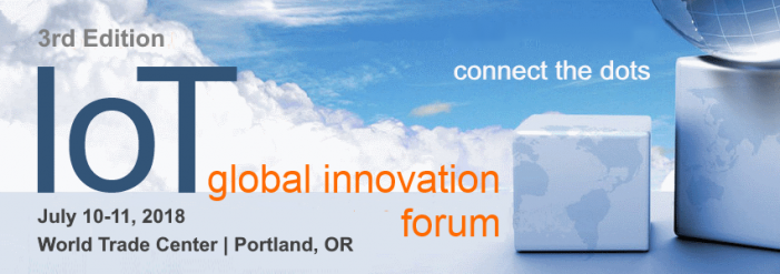 3rd IoT Global Innovation Forum
