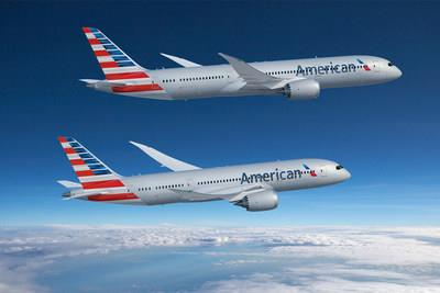 American Airlines 787 Dreamliners