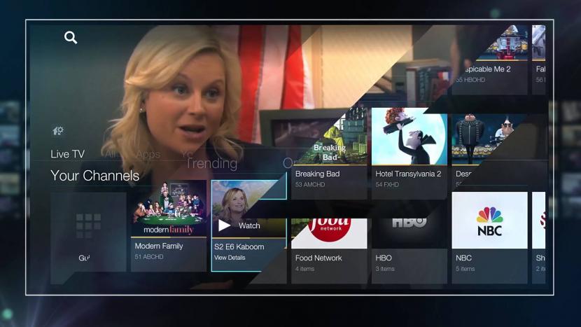 Ericsson MediaFirst TV platform