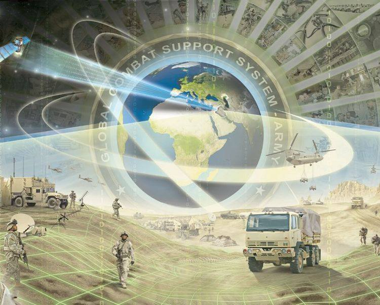 Global Combat Support System-Army Increment I