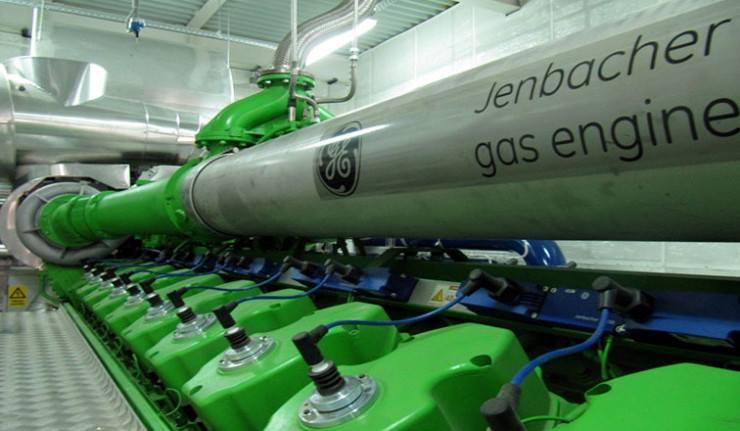 Jenbacher Gas Engines
