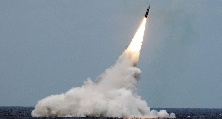 Successful Launch Of Lockheed Martin Trident II D5 Missile Certifies Submarine for Patrol