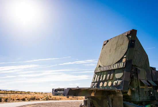 Patriot Integrated Air and Missile Defense system
