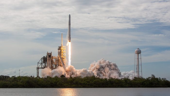 SpaceX CRS