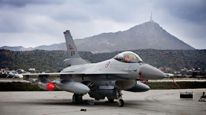 F-16 ECIPS