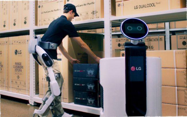 WEARABLE ROBOT