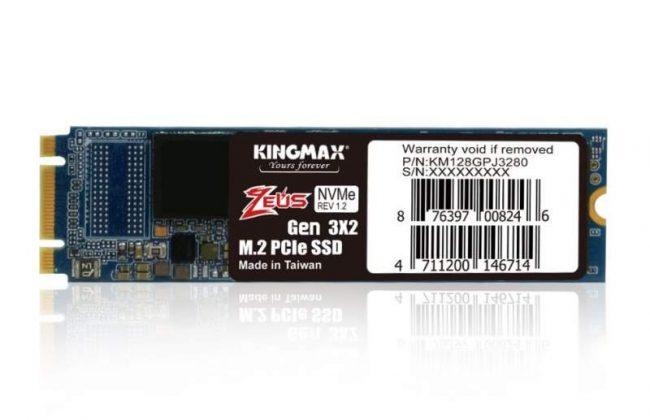 KINGMAX M.2 PCIe SSD