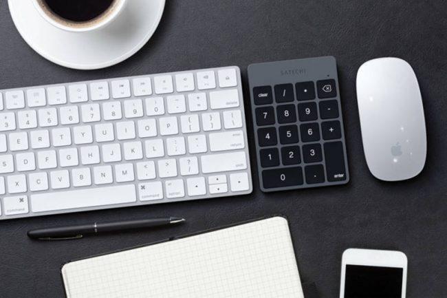Satechi New Aluminum Keyboards