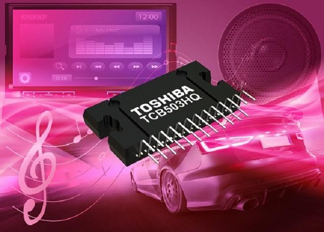 Toshiba TCB503HQ