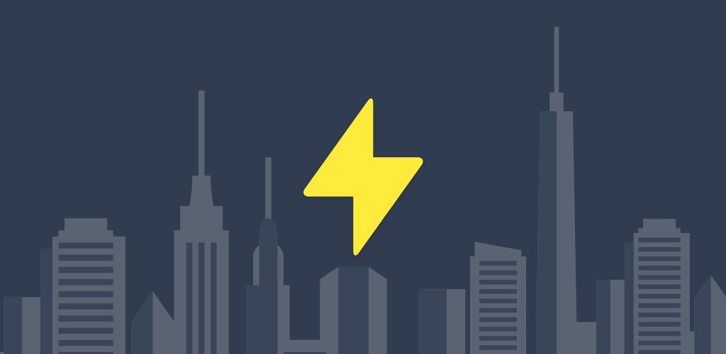 live lightning tracker