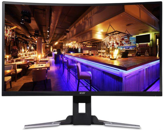 AOC V2 monitor