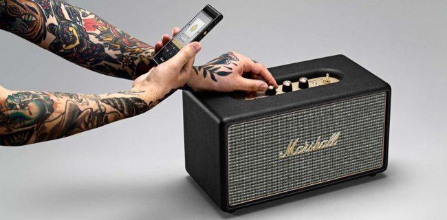 Marshall Bluetooth Speakers