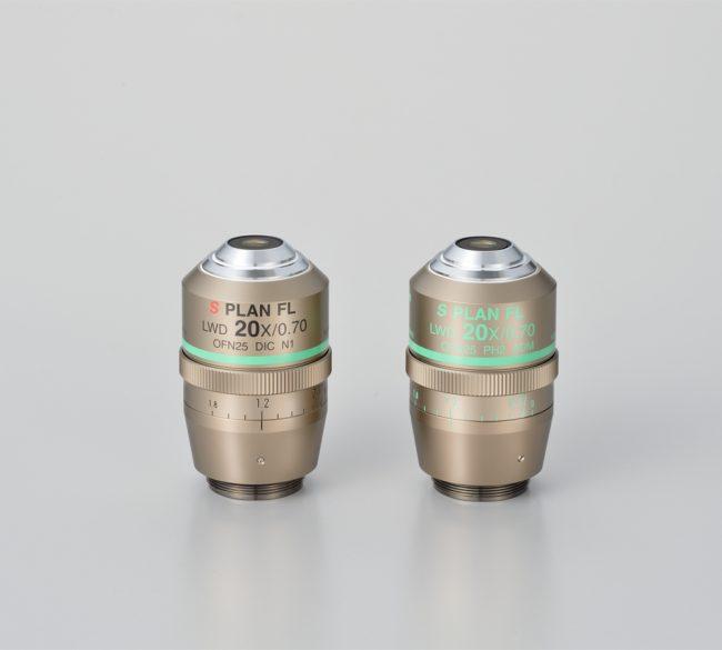Nikon S Plan Fluor LWD