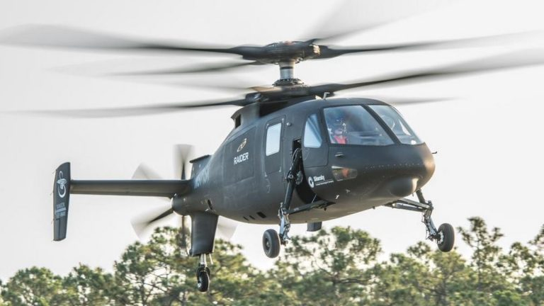 Sikorsky S-97 Raider Exceeds 200 Knots As Company Prepares Proposal For U.S. Army's Future Attack Reconnaissance Aircraft