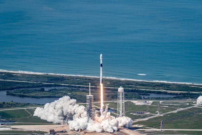 Launch of Es'hail-2