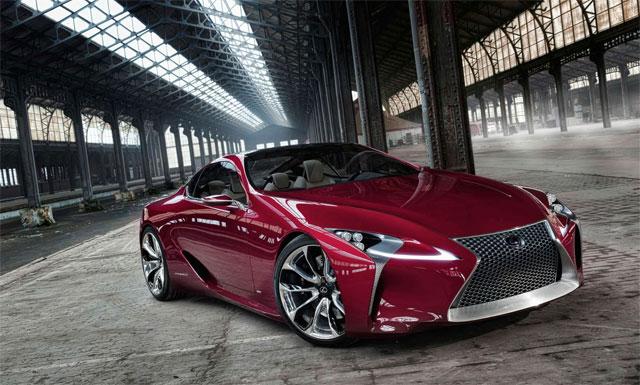 2020 Lexus Rc Coupe