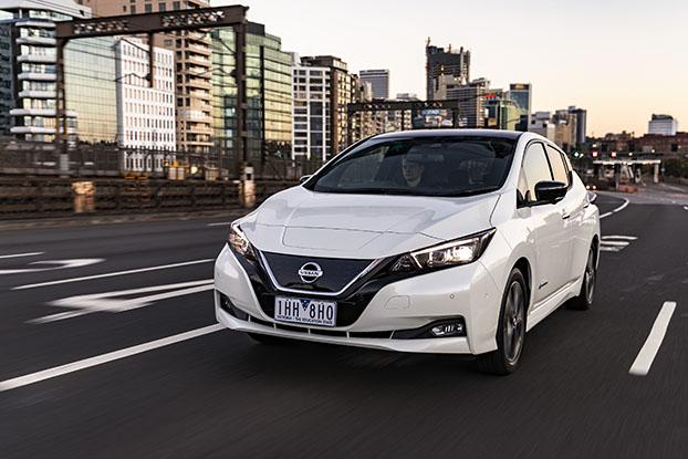 HEADER Nissan LEAF Australia