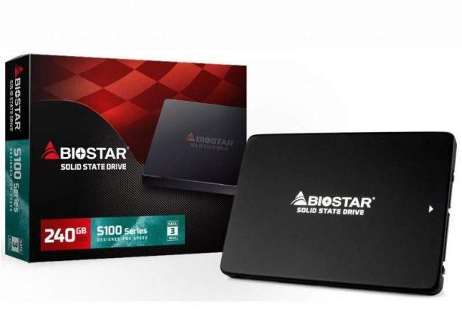 BIOSTAR SSD S100 Plus