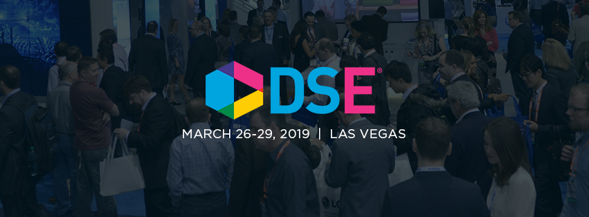 Digital Signage Expo 2019