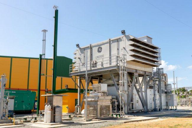 Gas Turbine to Tobago
