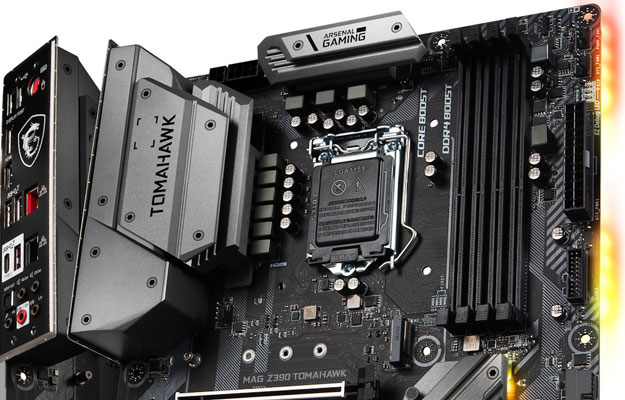 MSI Z390 Motherboards