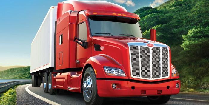 Modern-day Trucking