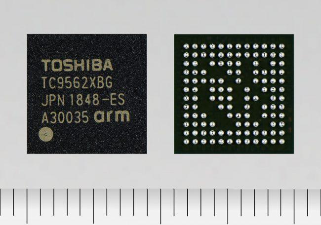 Toshiba Ethernet Bridge IC