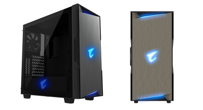 AORUS C300 GLASS Chassis