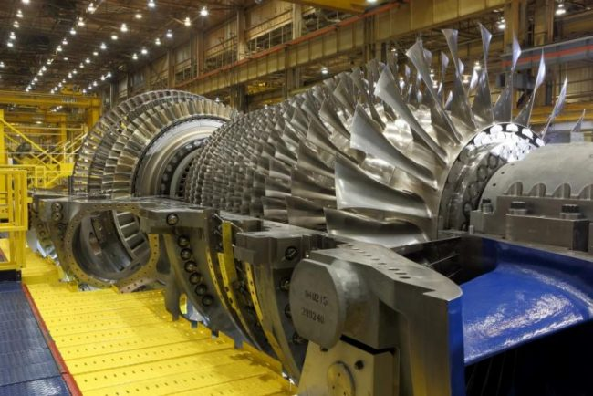 Taiwan Power Gas Turbines