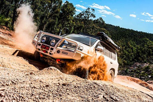 Toyota-Land Crusier