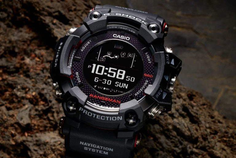 Casio G-SHOCK Announces Latest Limited Edition Gravitymaster At Baselworld 2019