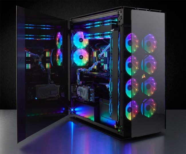 Gigabyte C200 GLASS Chassis