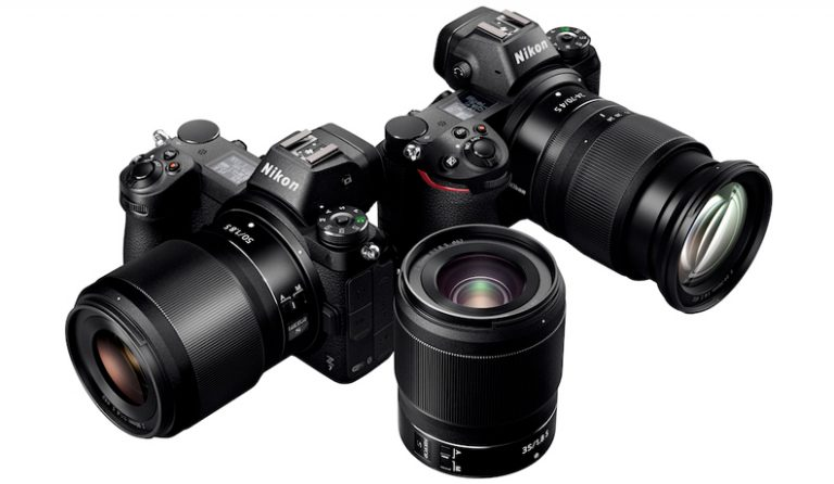 """The Nikon Z Mount System And COOLPIX P1000 Compact Digital Camera/DF-M1 Dot Sight Receive The """"Red Dot Award"""