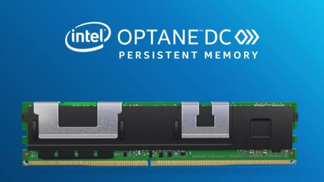 Optane DC Persistent Memory