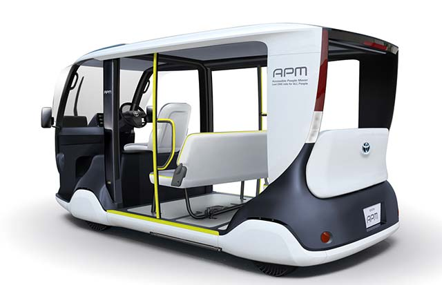 2020 APM MOBILITY VEHICLE