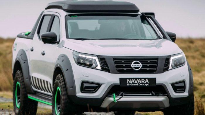2020 Navara
